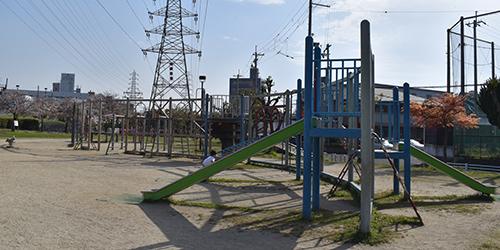東大阪市 花園中央公園B+parks