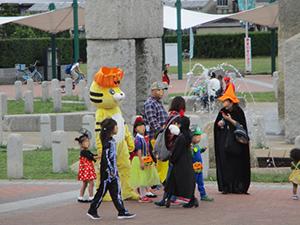 ハロウィンイベント『おたのしみ会&ハロウィンパレード』